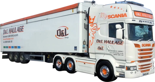 Home - D&L Haulage - WALKING FLOOR SPECIALIST - Waste Recycling