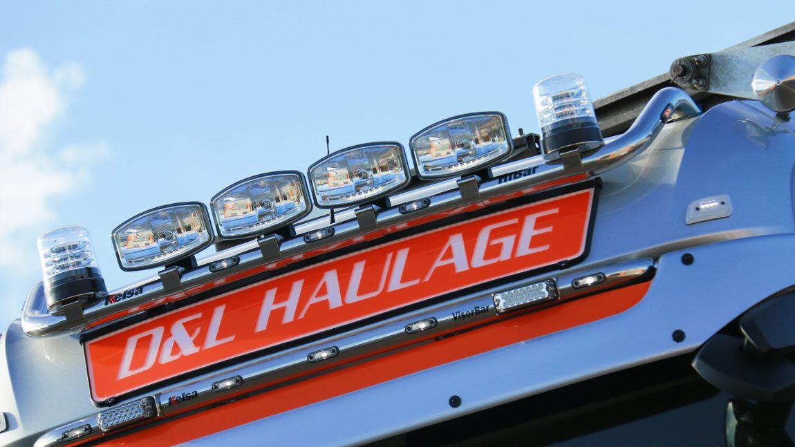 D&L Haulage (Dorset) Ltd – 10th Anniversary 2008 – 2018