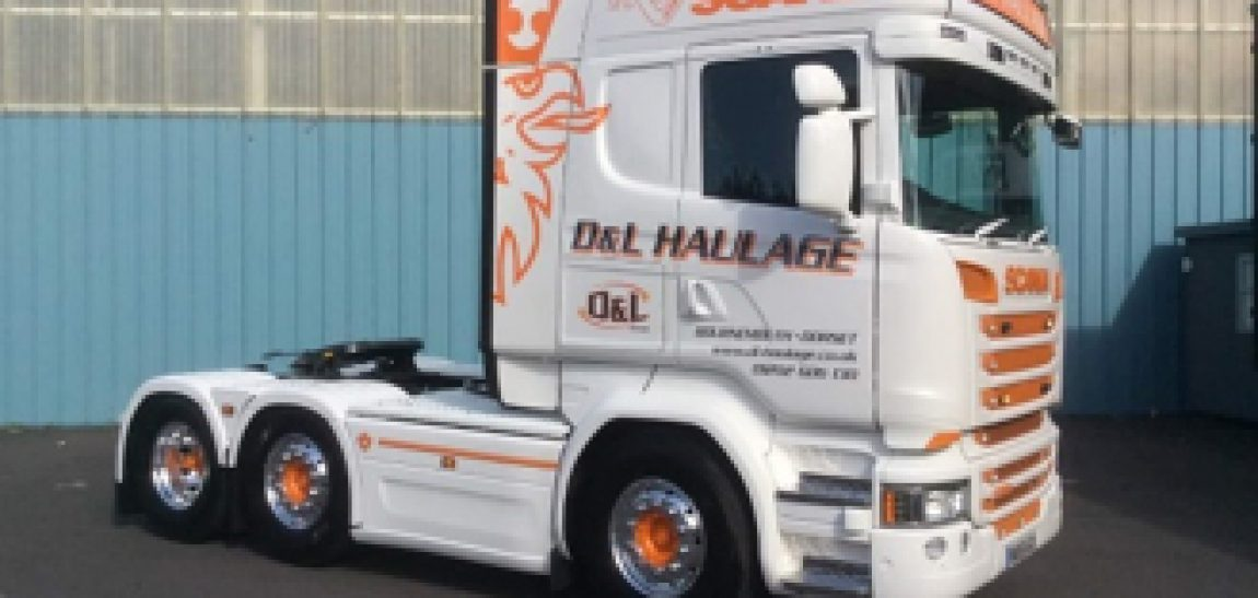 D&L's Flagship Truck Unveiled