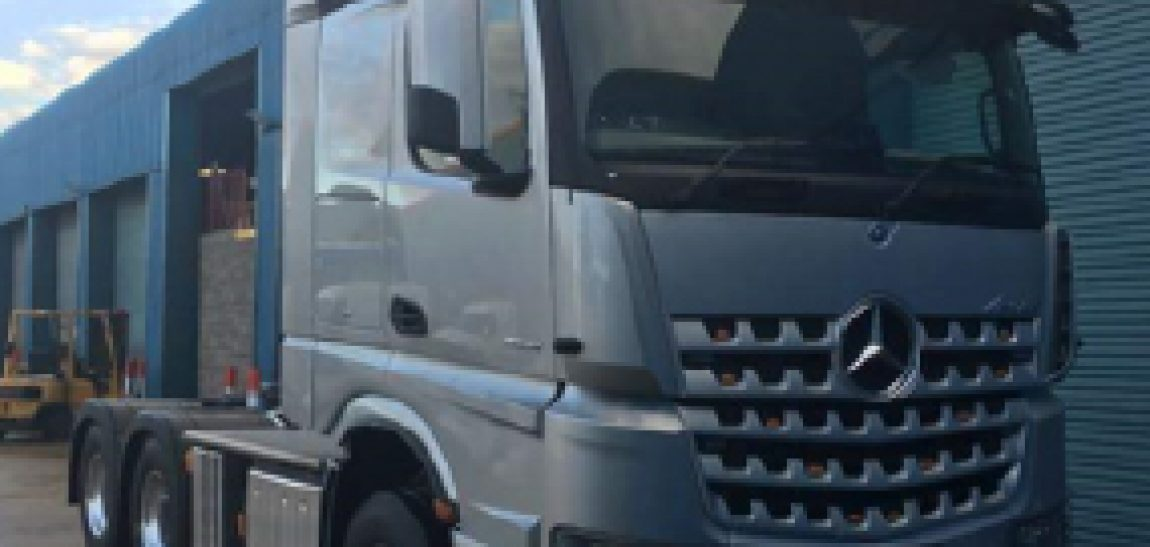 Mercedes (Big Space) 510 (6×4) Tractor Unit