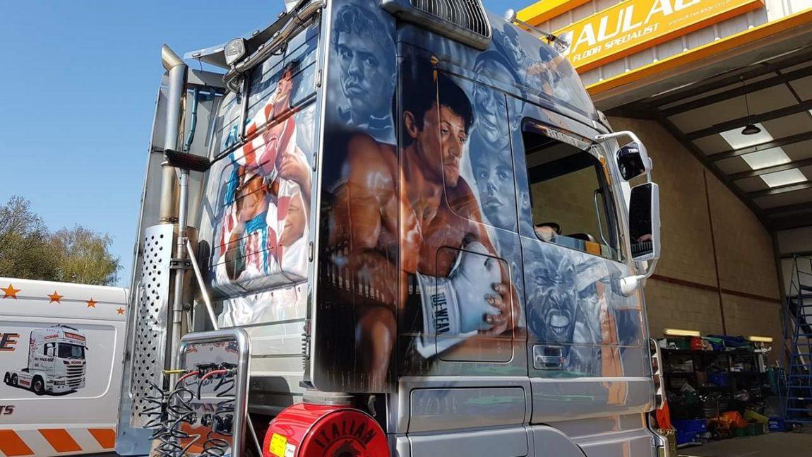 Rocky Truck
