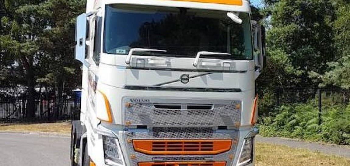 new Volvo FH540 Globetrotter Dual-Clutch Tractor Unit