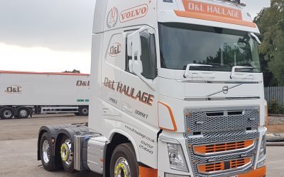 Volvo FH540 Globetrotter i-shift Dual Clutch (10th Anniversary) Tractor Unit